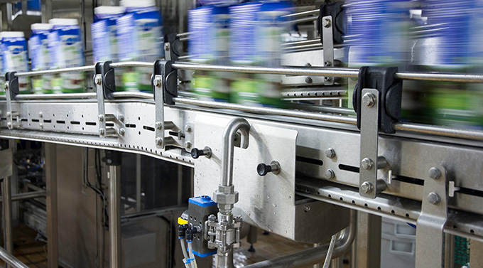 Foodborne illness prevented thanks to hygiene and food safety in the entire production process.