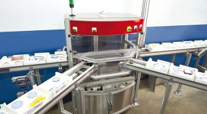 Vision X™ is the only automated conveyor system designed specifically for the needs of the optical industry