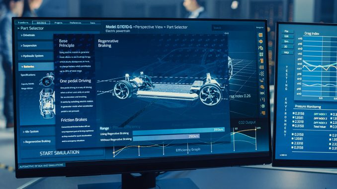 The automotive industry requires stable production lines