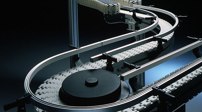 Conveyor solutions with high flexibility