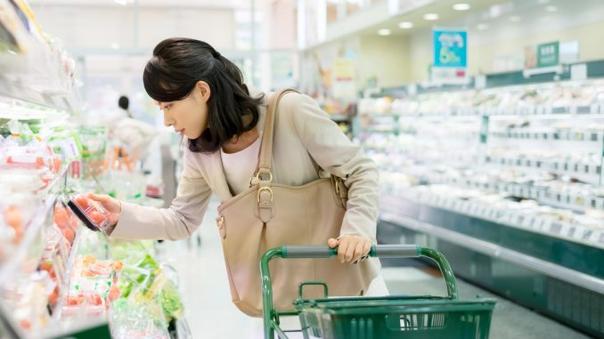 What are Asian food consumers looking for?