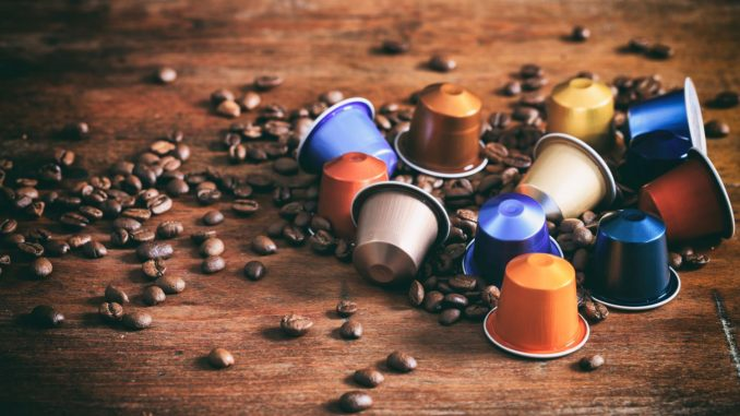 Produkcja kawy w kapsułkach